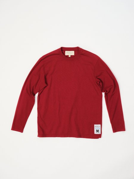 Magill Long Sleeve T-shirt - Red
