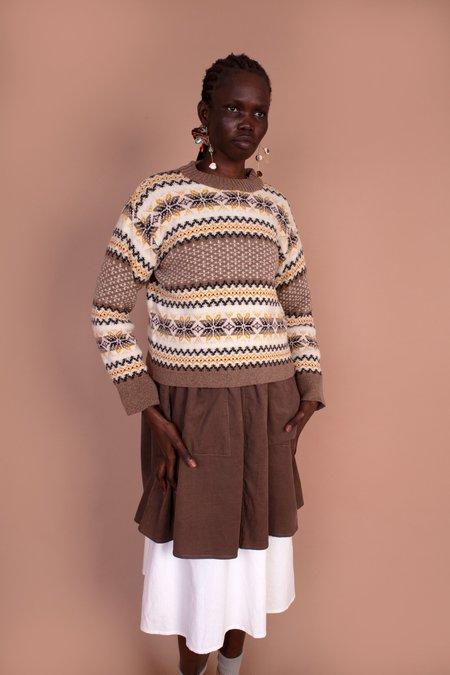 Meadows Forsythia Knit jumper - Multi