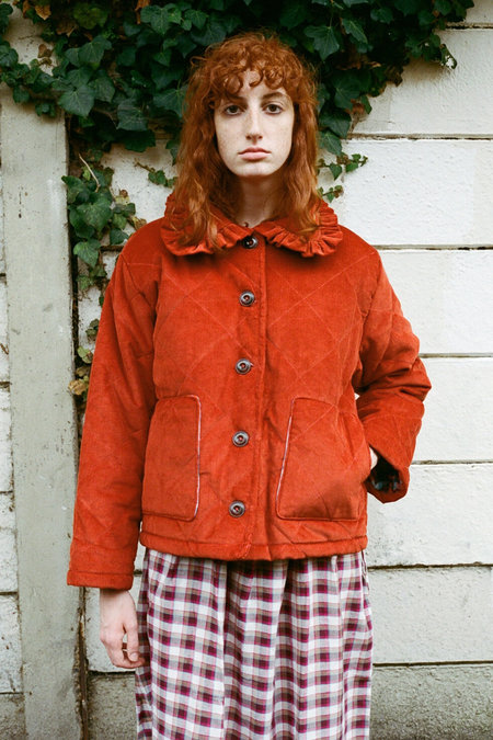 TACH CLOTHING Opal Padded Jacket - RED