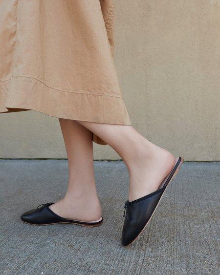 Loeffler Randall Paolo Slip On Flat - BLACK
