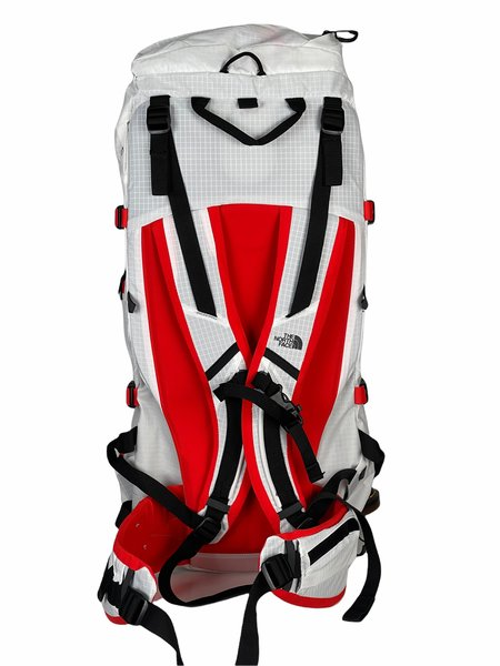 THE NORTH FACE PHANTOM 38 Backpack - White/Red