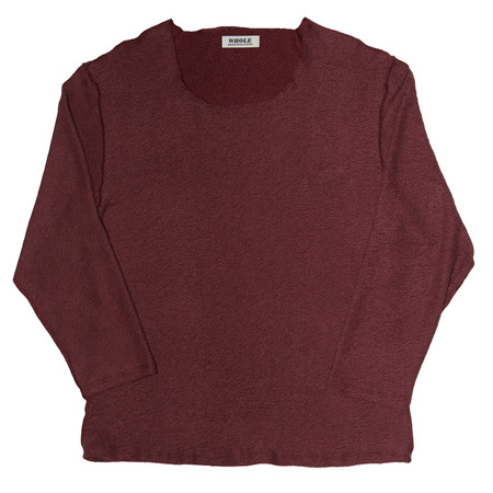 WHOLE FRENCHIE (sweater - burnt)