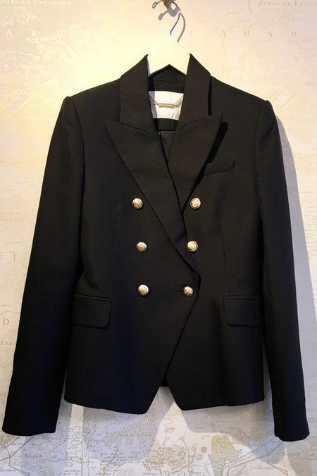Camilla and Marc 'Dimmer' Blazer