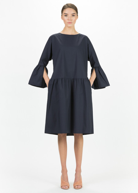 Odeeh Cotton Bell Sleeve Dress