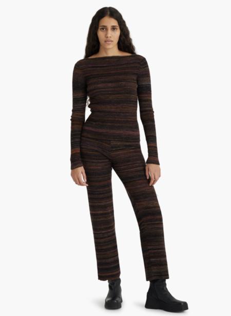 Paloma Wool Fabia Knit Pants - Black