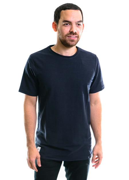 Native Youth Bembridge Tee - Navy