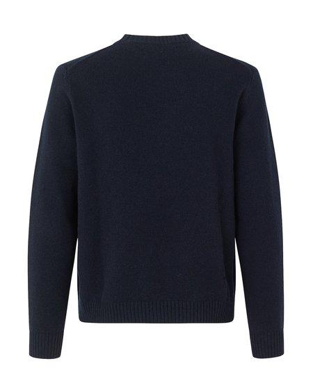 Samsøe & Samsøe Sylli Crew Neck 132 Jumper sweater - Sky Captain