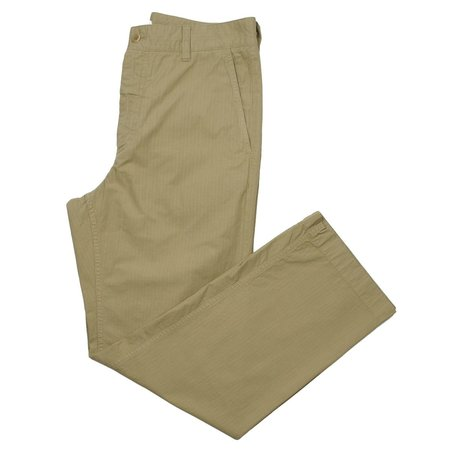 Norse Projects Lukas Ripstop Fatigue Pants - Utility Khaki