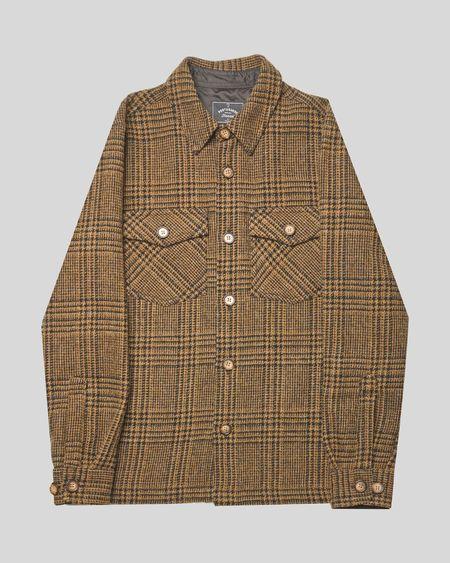 Portuguese Flannel Wood Wool Shirt