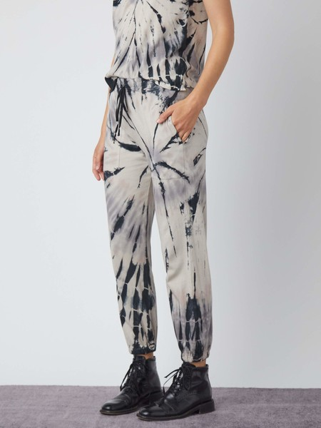 Raquel Allegra Tracker Pant - Shadow Spiral