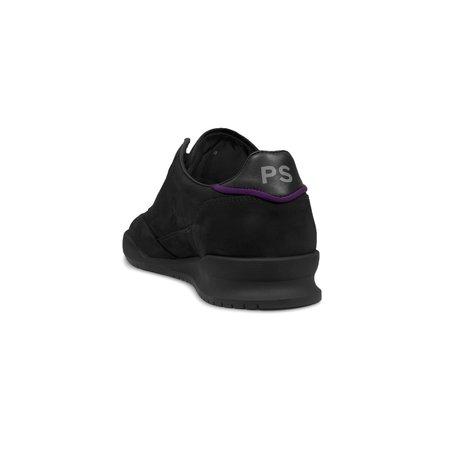 PS Paul Smith Dover Nubuck Sneaker - Black