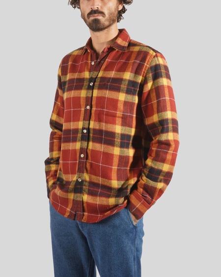 Portuguese Flannel Baviera Shirt - Multi