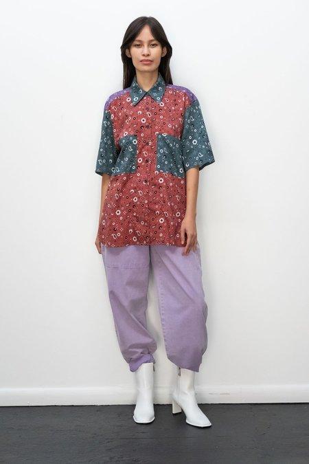 KLXTV Patti Bandana Shirt
