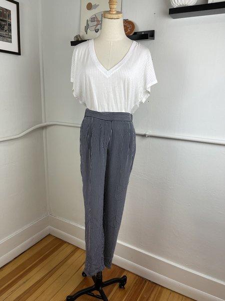 [pre-loved] Equipment Soren Silk Trousers