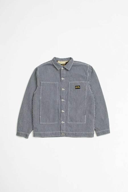 Stan Ray Winter box jacket - stonewashed hickory