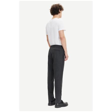 Samsoe Samsoe smithy trousers - Dark Grey Mel.