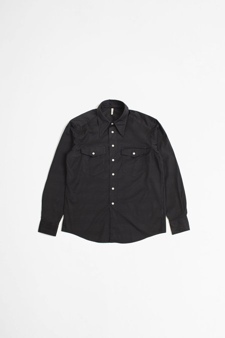 Sunflower Wayne shirt - black