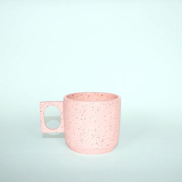 Lindsey Hampton Ad Hoc Mug - Pink