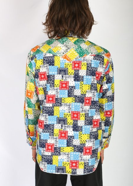 Engineered Garments Western Shirt - Bandana