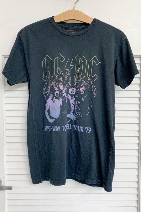 Unisex  RETROBRAND BLACK LABEL AC/DC Highway to Hell '79 Tee - Black
