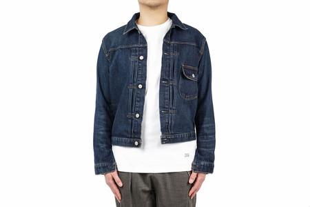 "Remi Relief 1st Denim Jacket ""Blue"""