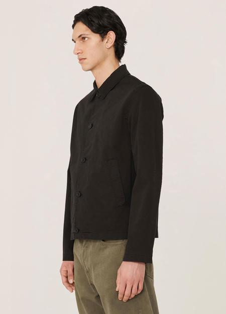 Vintage YMC Groundhog Cotton Twill Jacket  - Black