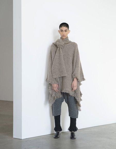 Atelier Delphine Scarf Poncho