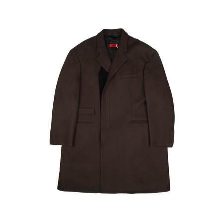 424 Coat - Brown