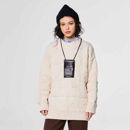 Girls of Dust Shepherd Sweater - Nadir Off White