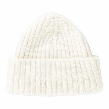 Le Bonnet LE GRAND BEANIE - SNOW