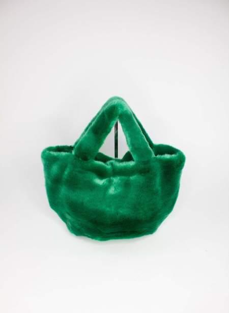 A Point Etc Paniere Bag - Green