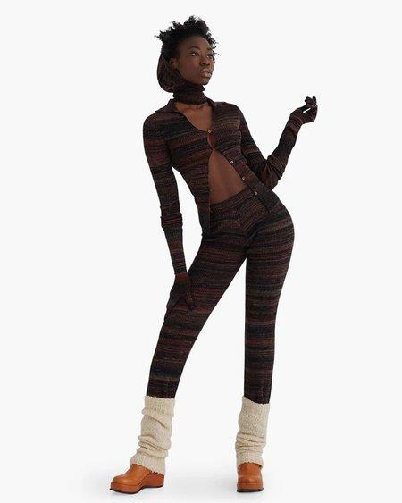 PALOMA WOOL Onawa Gloves - Black