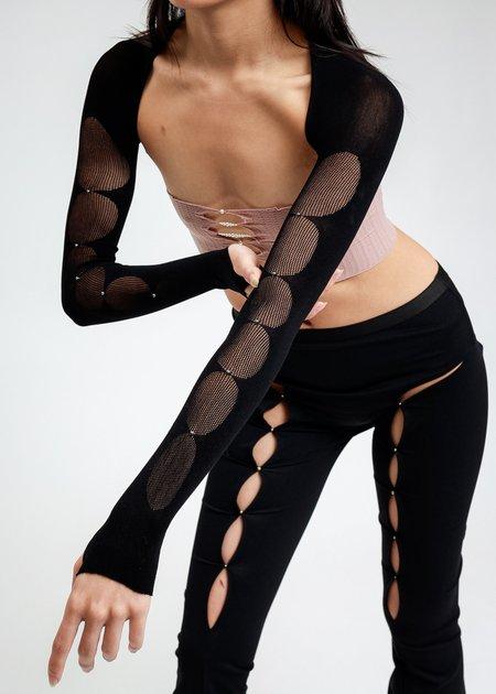 Rui Arm Sleeves - Black