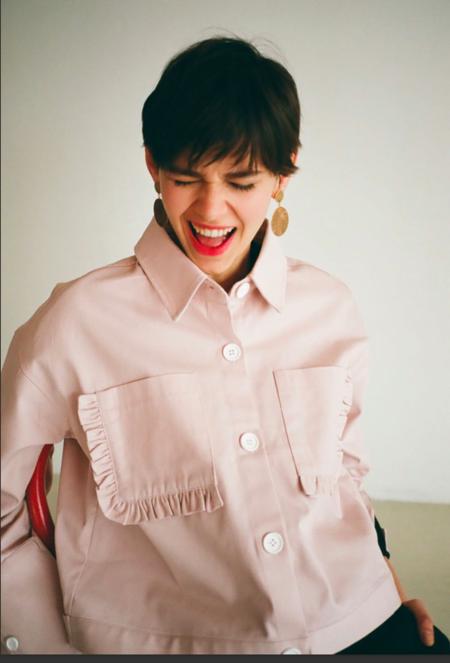 O.O Sugar Jacket - Pink