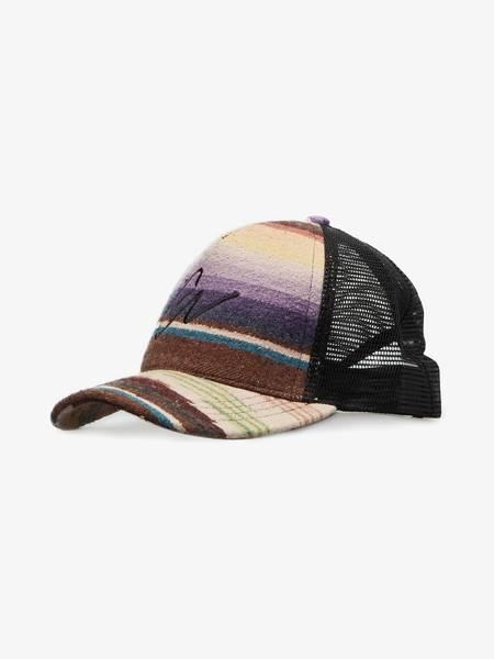 [Pre - Loved] Greg Lauren Сolored Baseball Cap Embroidery