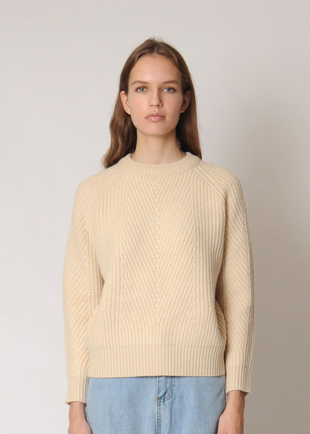 Demy Lee Chelsea Sweater - CREAM