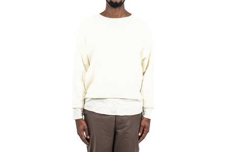 "Chapter VIPE KNIT TOPS ""OFF WHITE"""