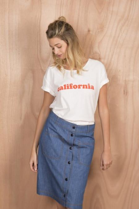 HARRISWILSON | CALIFORNIA COTTON T-SHIRT