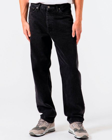 Dr. Denim Dash Jeans - Night Black