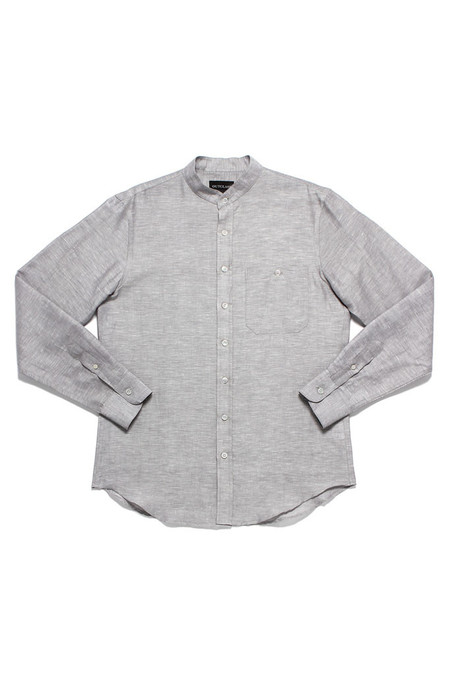 Outclass Linen Chambray Taupe