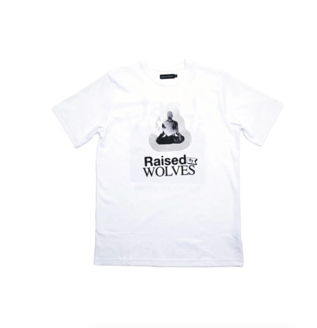 Raised by Wolves Lost and Found Tee - White