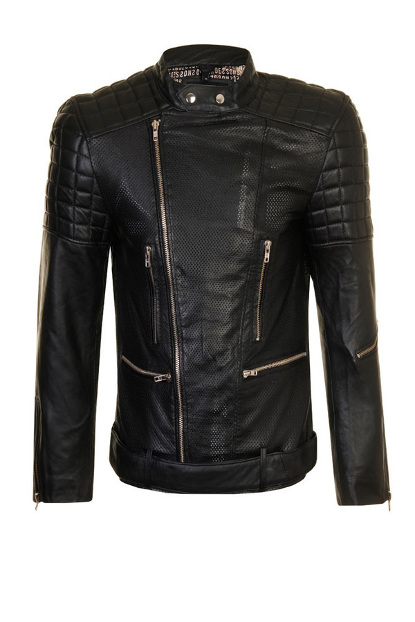 Men's Sons Of Heroes Faux Leather Biker Jacket