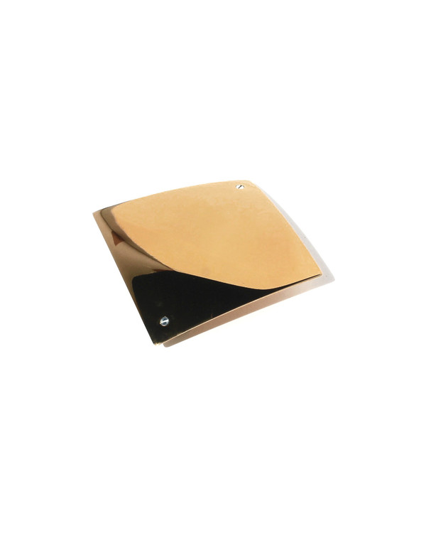 Sylvain le Hen Barrette Lozenge 084 in Shiny Gold