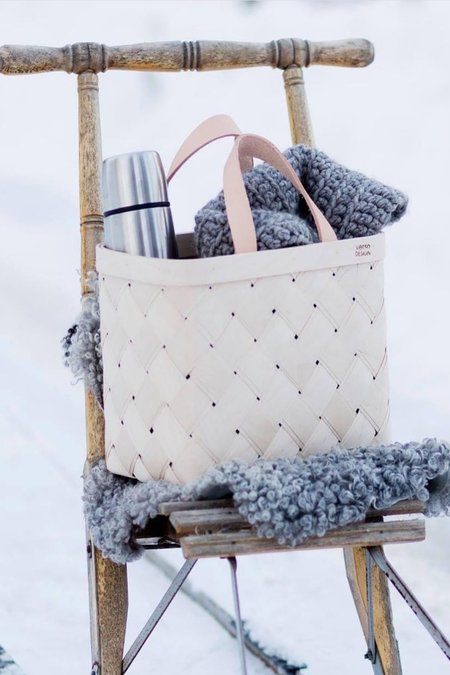 139 project LASTU Shopping Mini basket