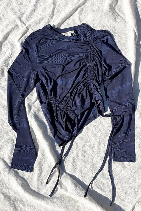 Paloma Wool Darwin Long Sleeve - Dark Navy
