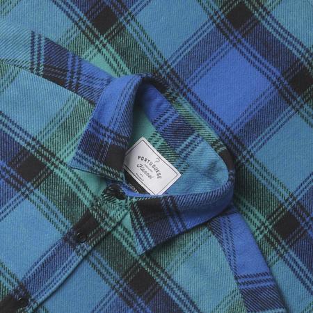 Portuguese Flannel Unic Check Shirt - Multi