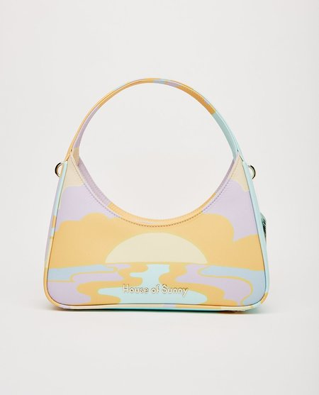 House of Sunny Day Tripper Icon Bag - Yellow