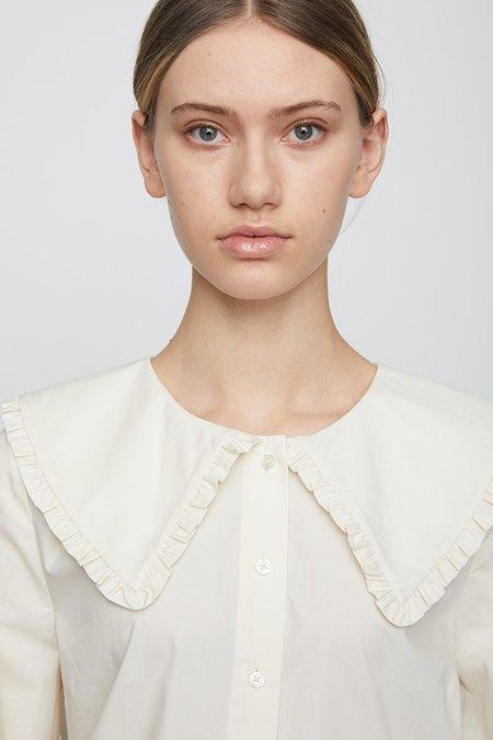Just Female Eve Shirt - Buttercream