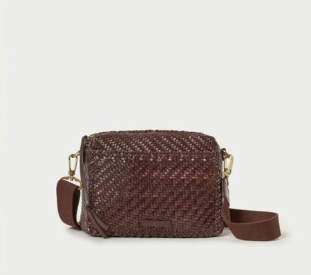 Loeffler Randall Patricia Camera Bag - Chocolate