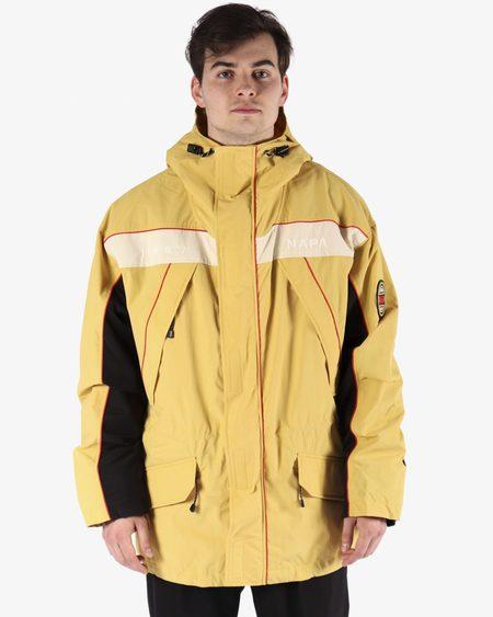 Napapijri x Martine Rose Epoch Jacket - Yellow
